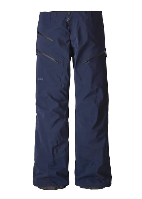 Patagonia Women's PowSlayer Pants Classic Navy S