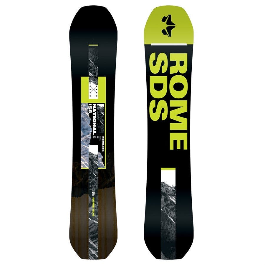 Rome National Snowboard · 2020