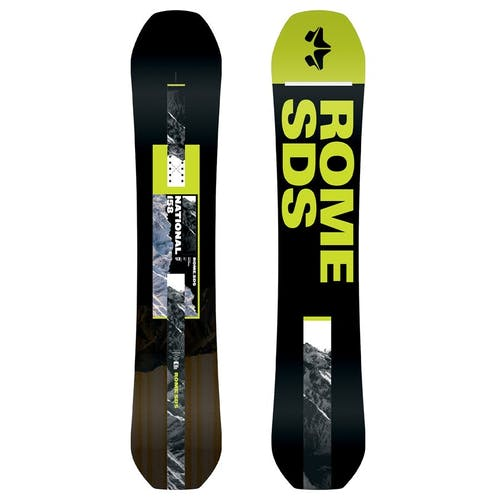 Rome National Snowboard · 2020