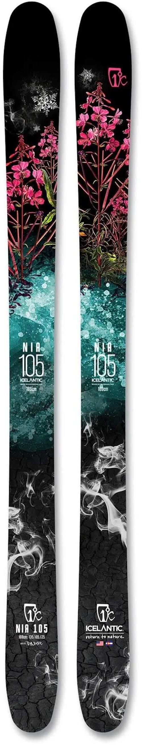 Icelantic Skis Nia Pro 105 Women's · 2021