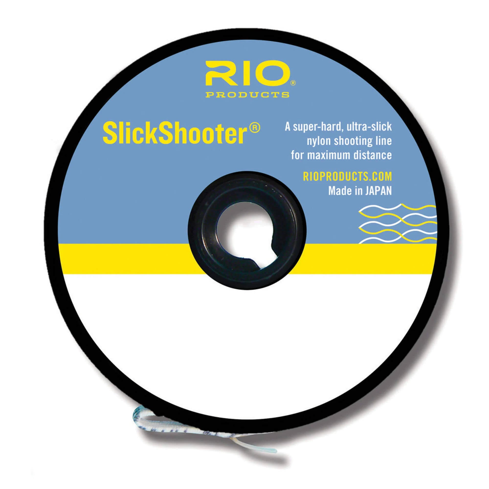 Rio SlickShooter Shooting Line - 115ft Green 50lb