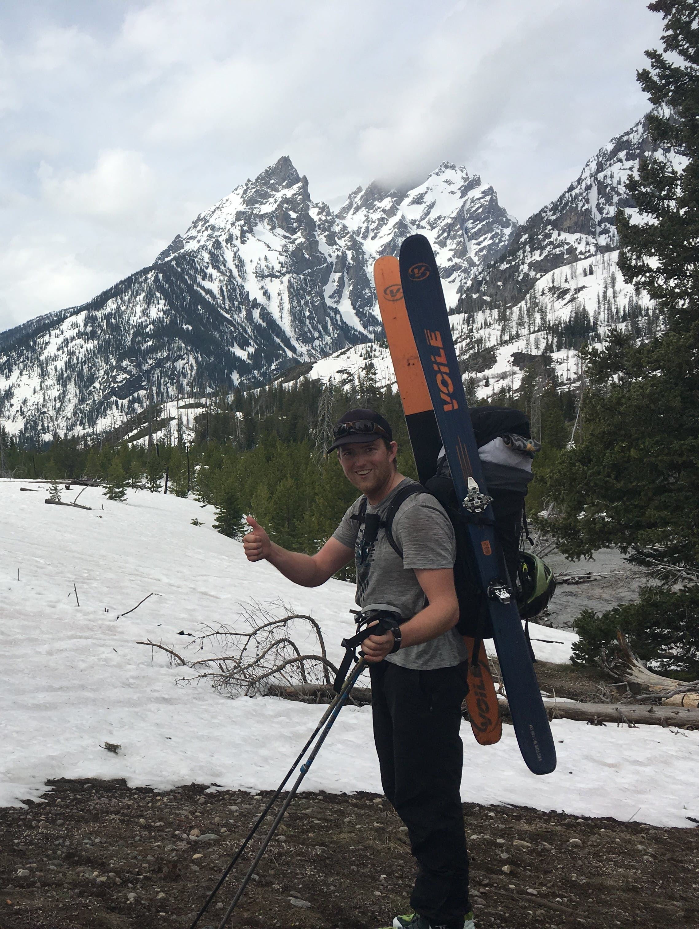 Ski Expert Jake Parker