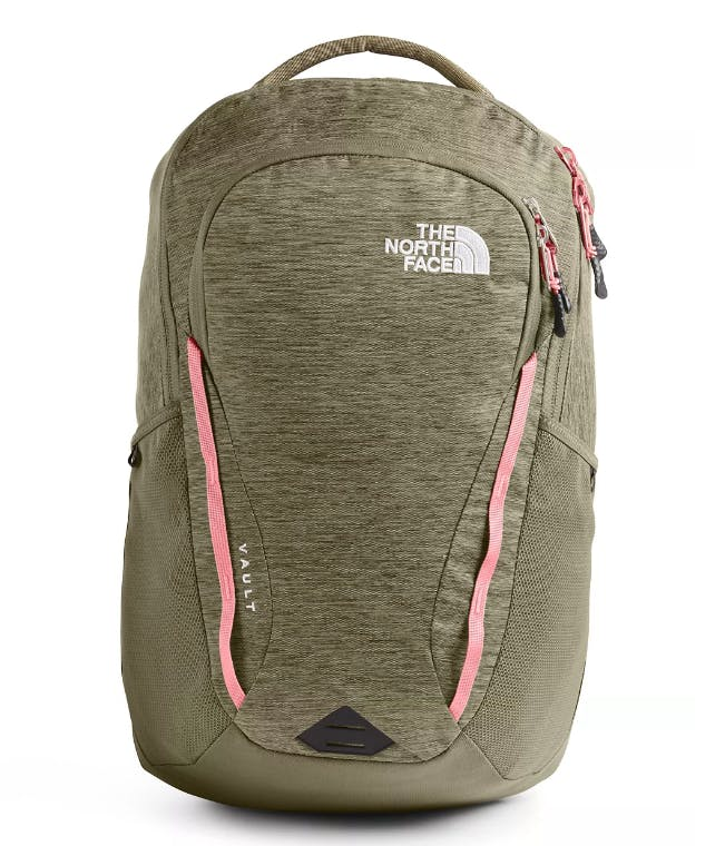 THE NORTH FACE - VAULT W PACK - OS - Burnt Olive Green Li