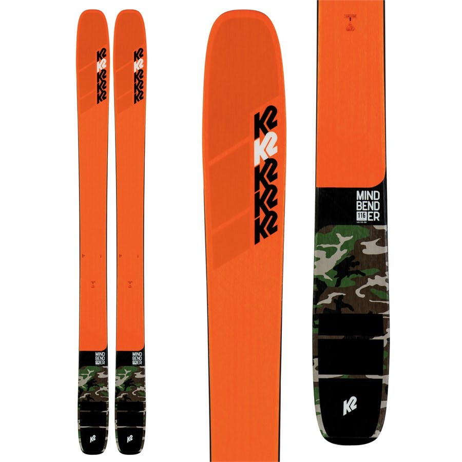 K2 Mindbender 116 C Skis