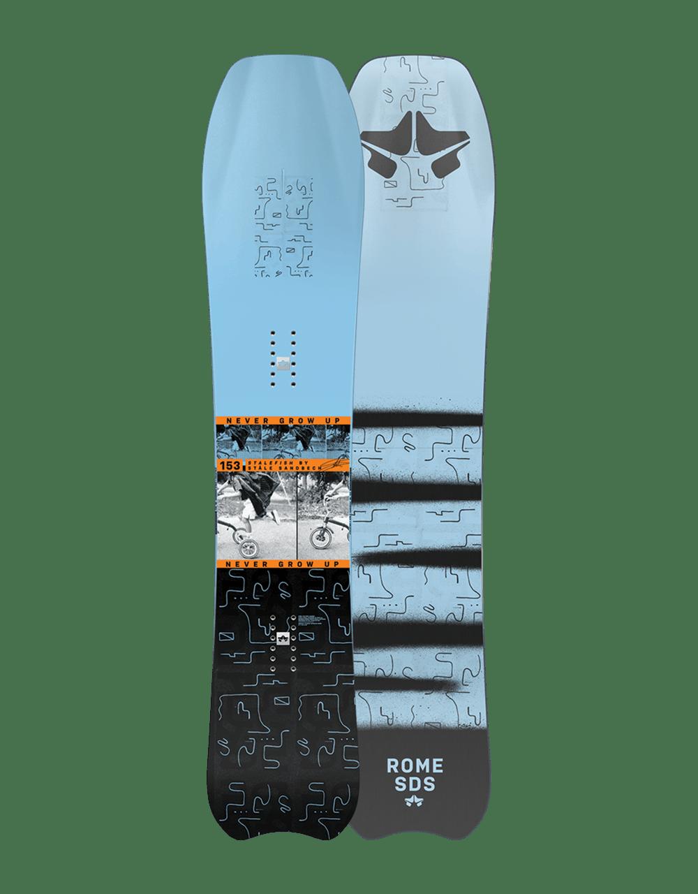 Rome Stale Fish Snowboard · 2021