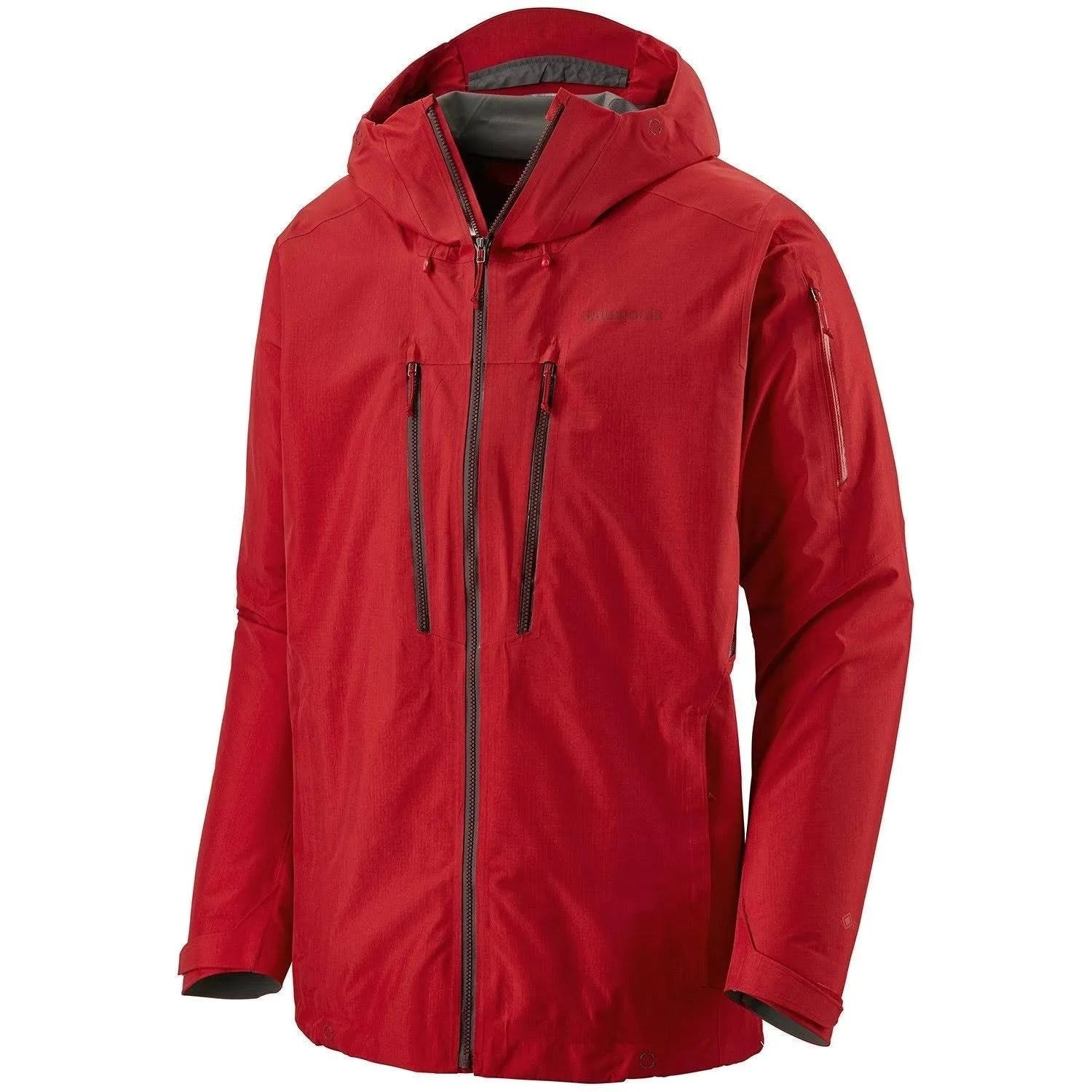 Patagonia Powslayer Jacket Fire