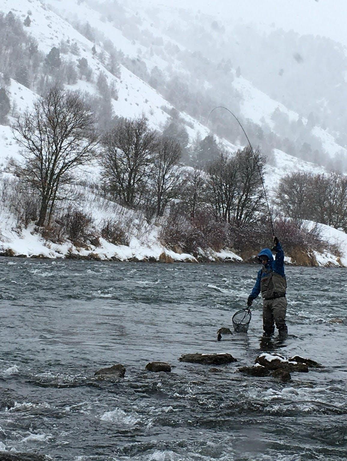 Fishing Expert Wade D.
