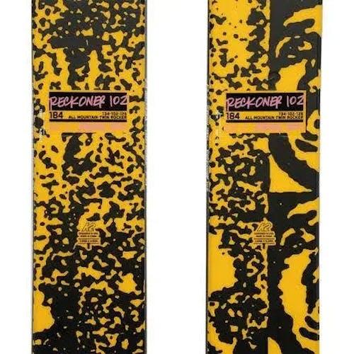 K2 Jeremy Dean LTD Reckoner 102 Skis · 2021
