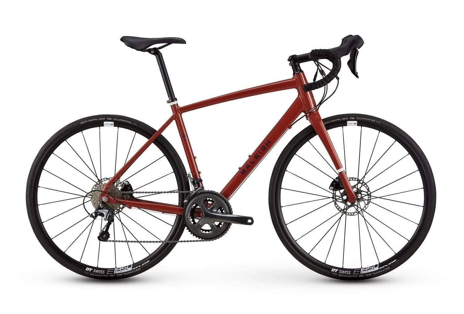 Raleigh Merit 4 54cm Red Road Bike