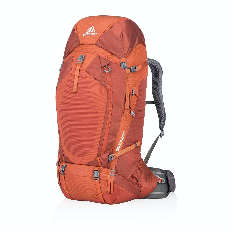 Gregory Baltoro 65 Backpack Large Ferrous Orange Curated Com