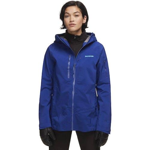 Patagonia Powslayer Jacket Women's Cobalt Blue M