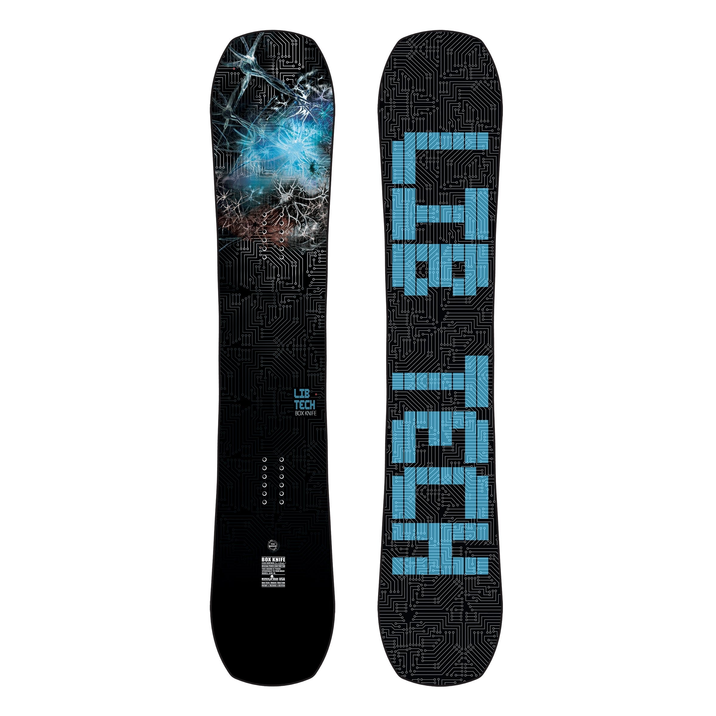 Lib Tech Box Knife Snowboard · 2021
