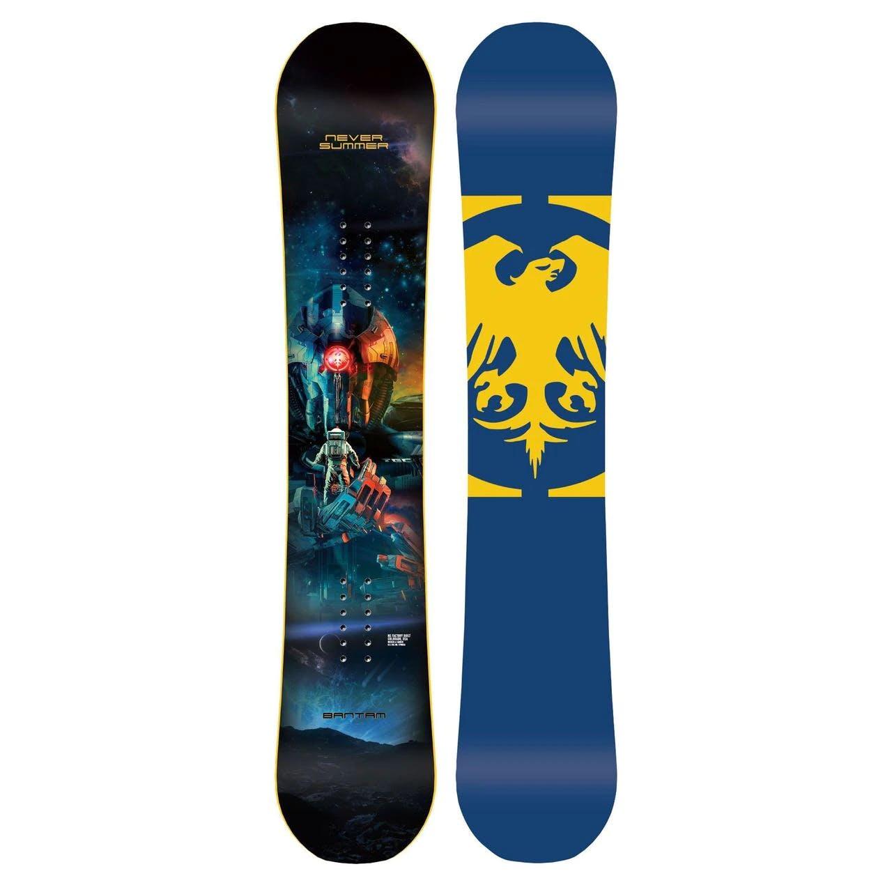 Never Summer Bantam Snowboard · 2020