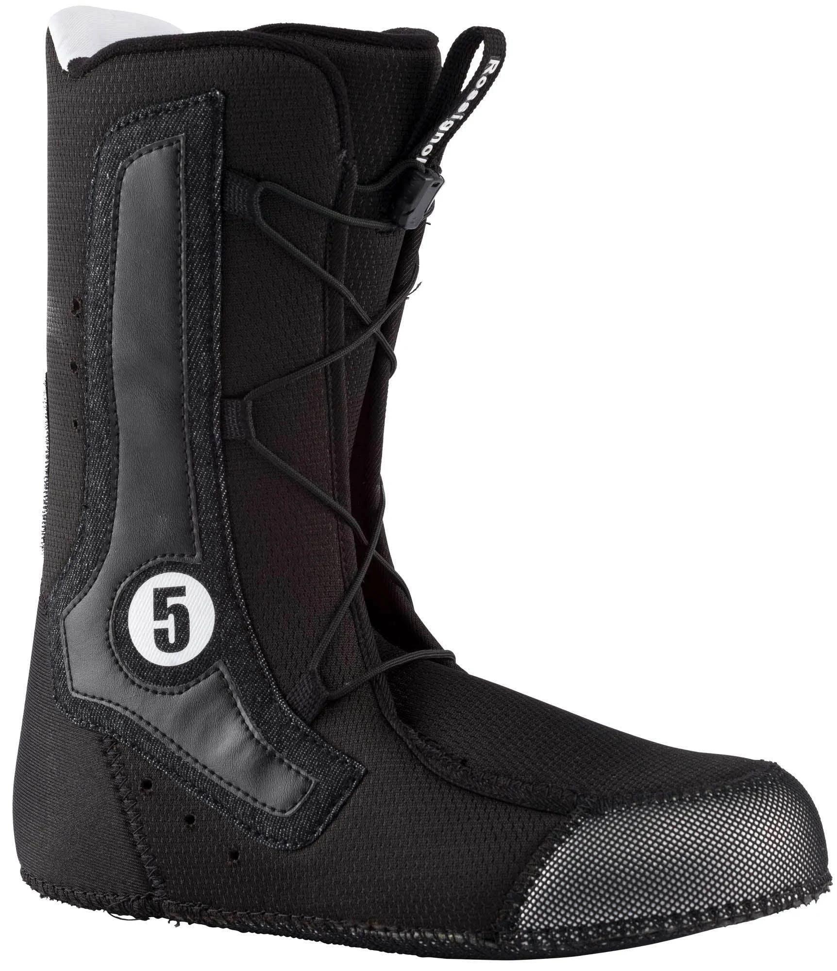 Rossignol Alley BOA H3 Snowboard Boots   8 / Black · 2021