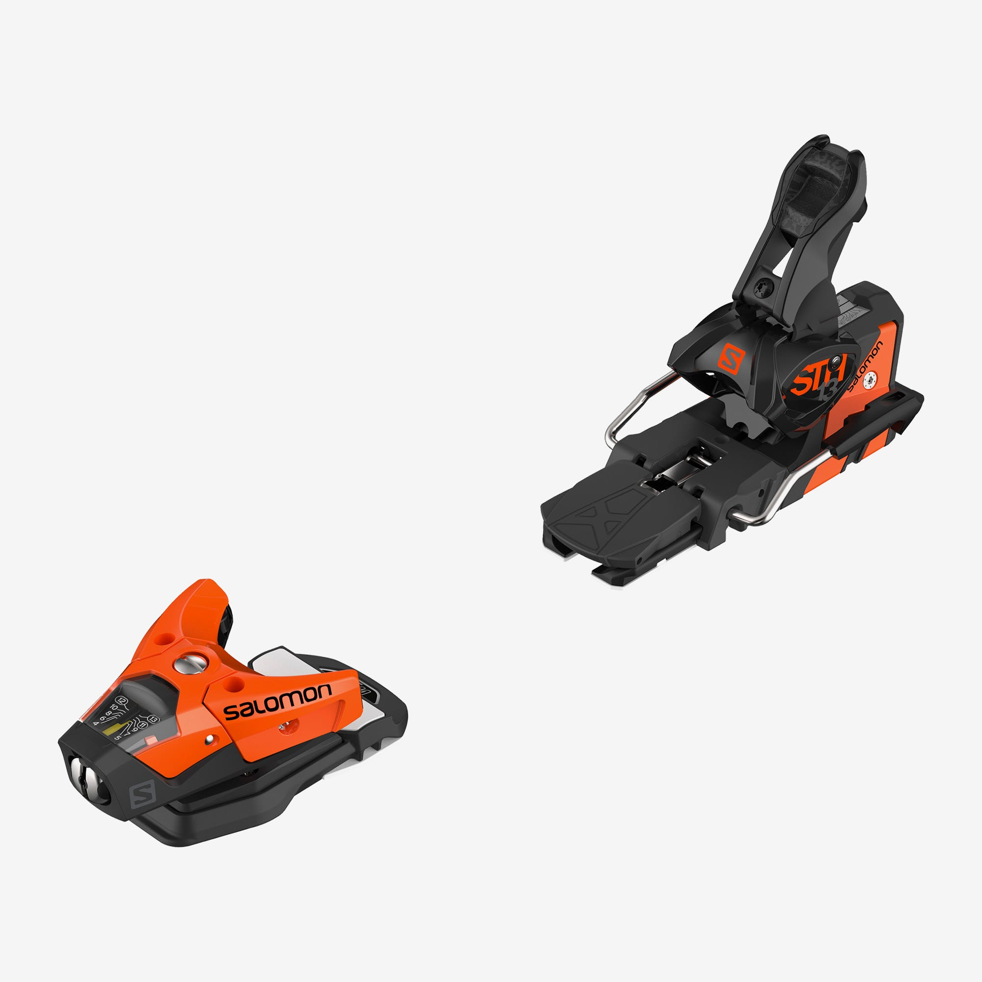 Salomon STH2 13 Ski Bindings · 2021