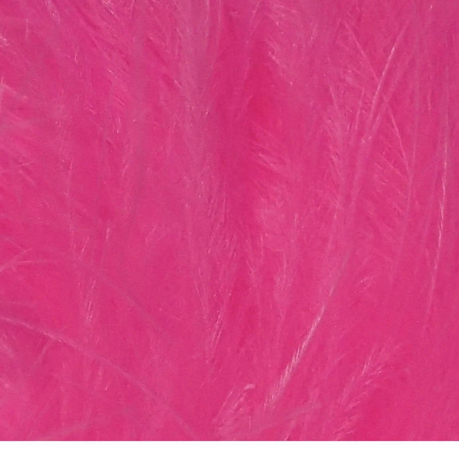 Wapsi Strung Marabou - fl. Pink