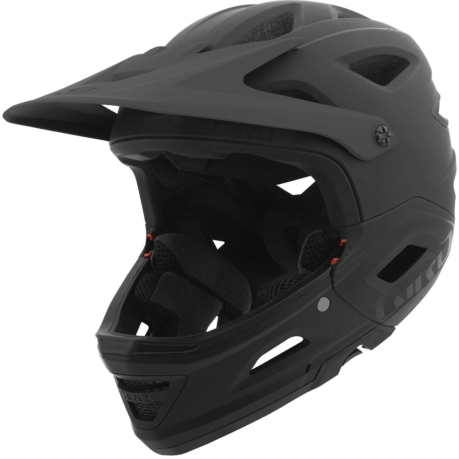 Helmet Giro Switchblade MIPS Matte Black / Gloss Black