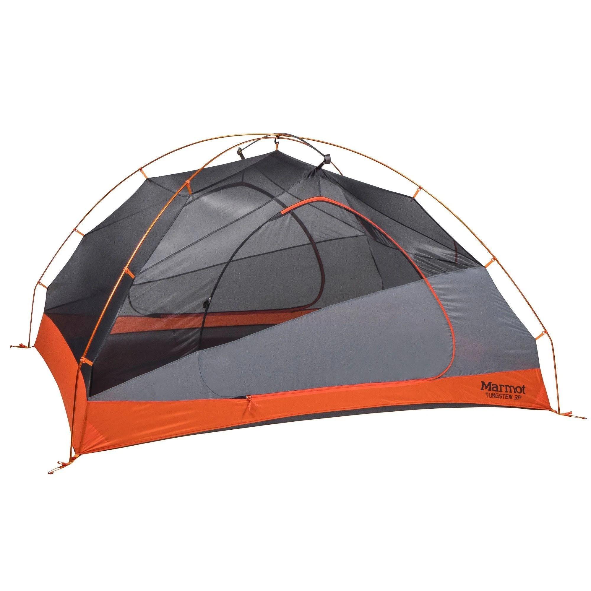 Marmot Tungsten 3P Tent - 3 Person / Blaze/Steel