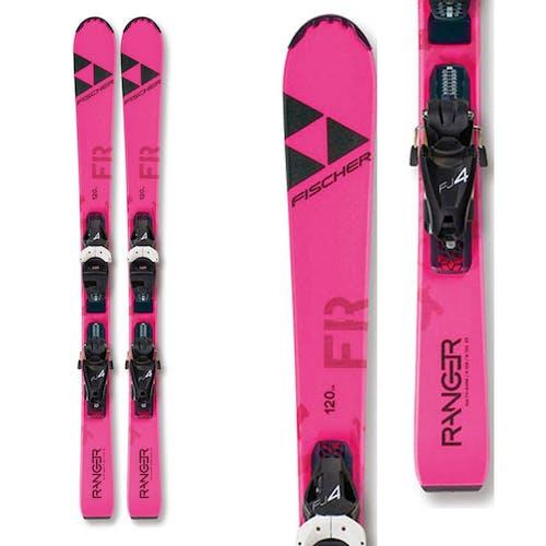 Fischer Ranger FR JR Slr Pro L Skis · 2021