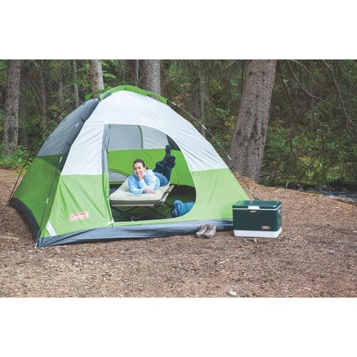 Coleman EasyStay Single High Airbed - Twin