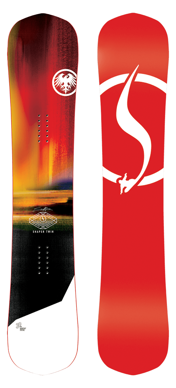 Never Summer Shaper Twin  Snowboard · 2021