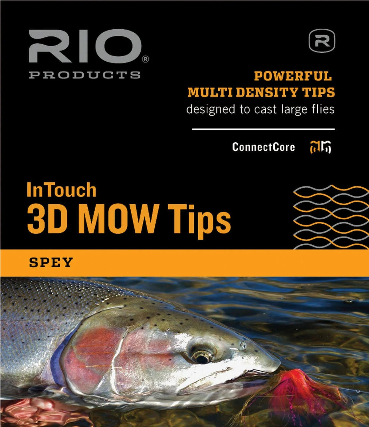 Rio InTouch 3D Mow Heavy Tip - S3/S4/S5