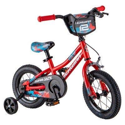 "Schwinn Jumping Jack 12"" Kids Bike · Red"