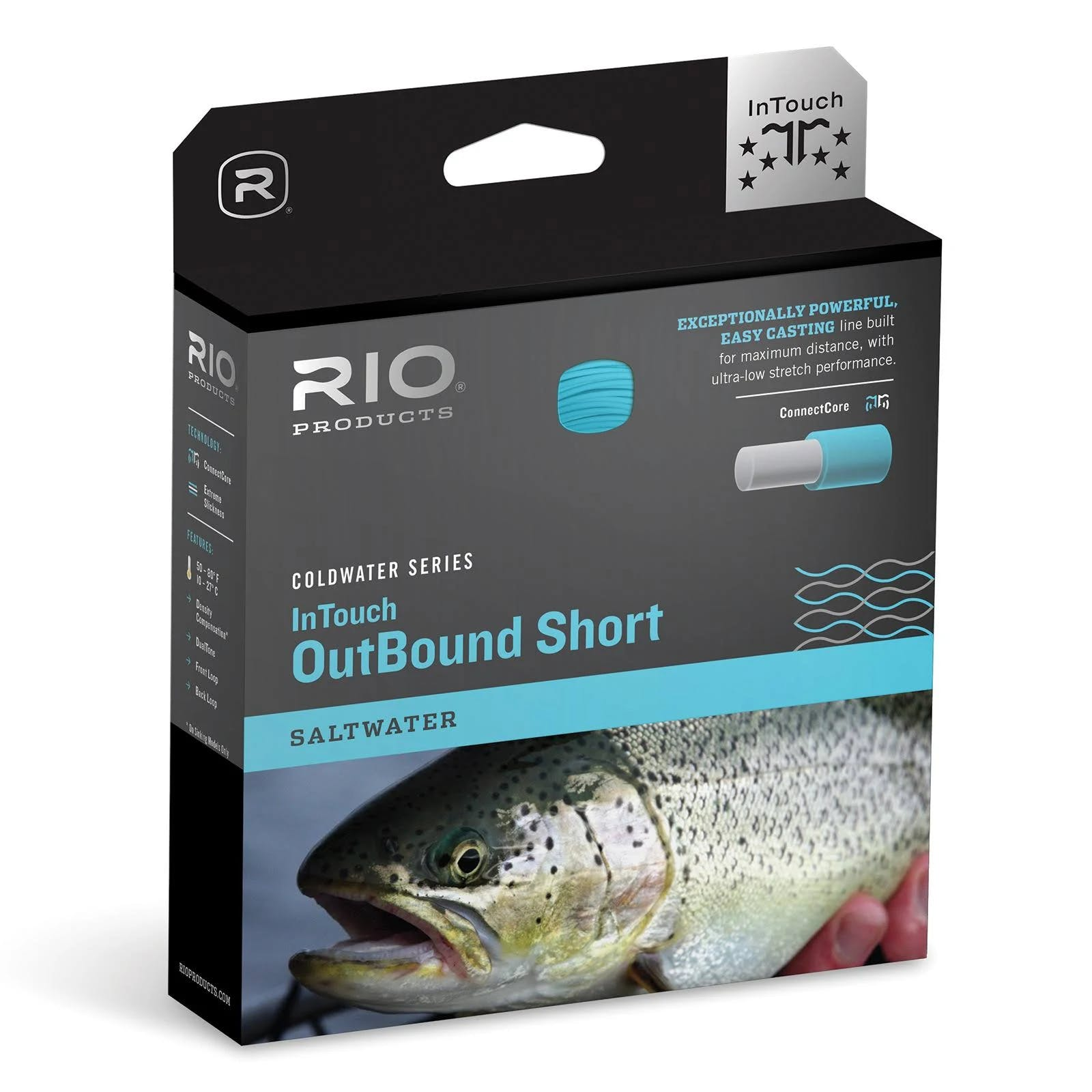 Rio InTouch Outbound Short Fly Line WF11I