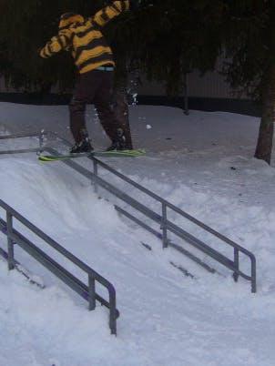 Snowboard Expert Sean Renehan