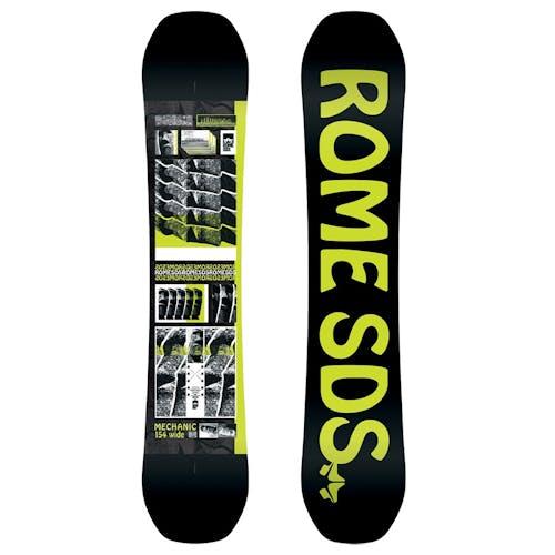 Rome Mechanic Snowboard · 2020