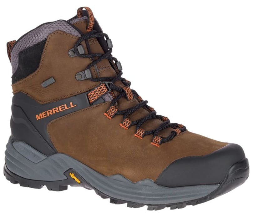 MERRELL - PHASERBOUND 2 TALL WTP M - 11 - Dark Earth