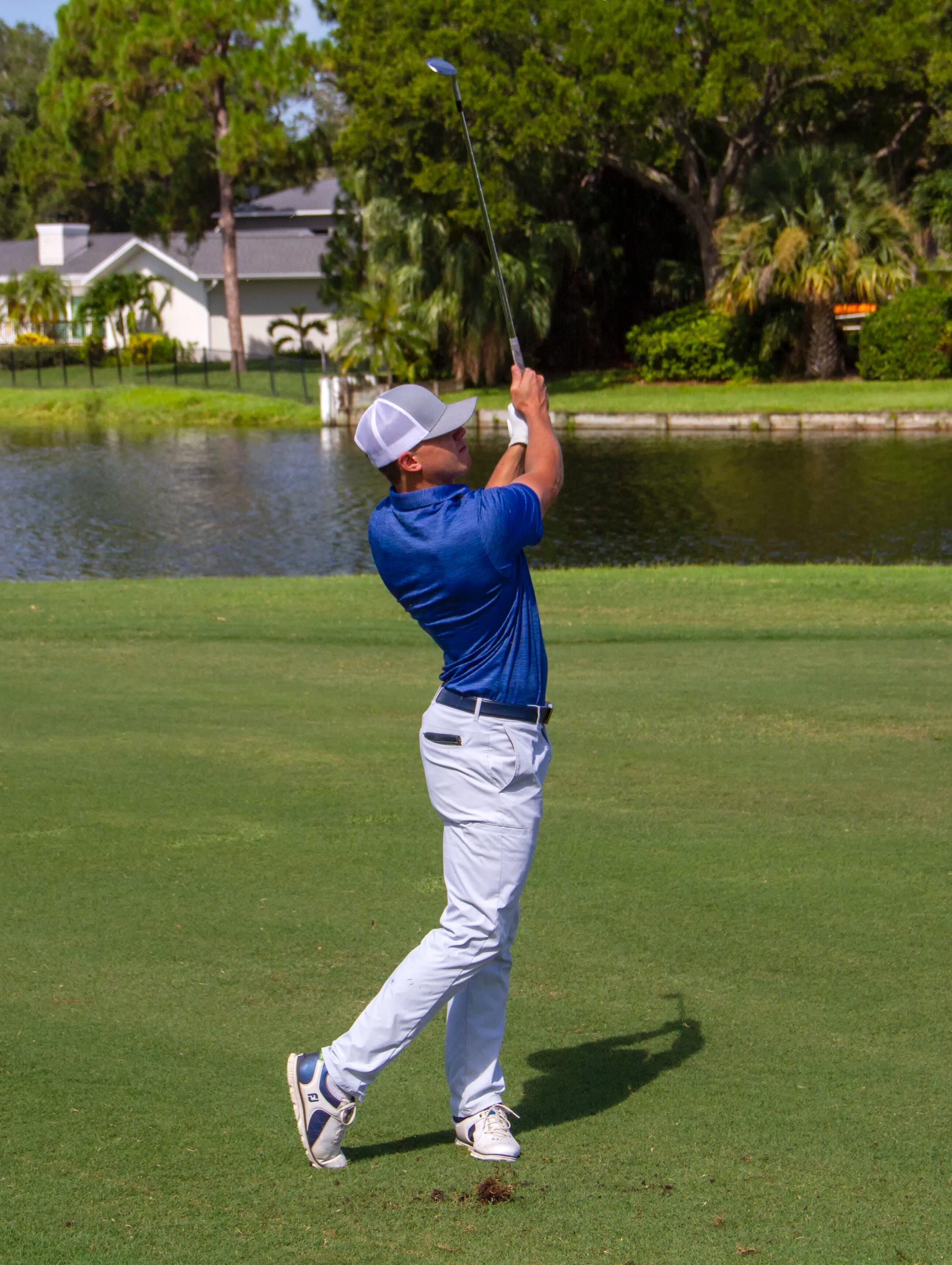 Golf Expert Andrew Wilkinson