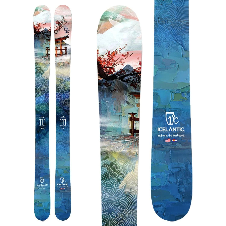 Icelantic Skis Maiden 111 Size 162