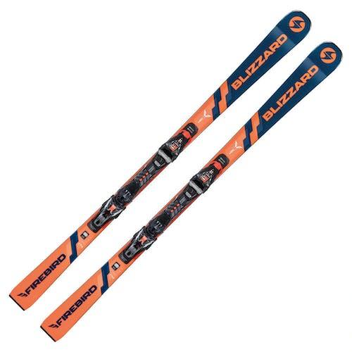Blizzard Firebird HRC Skis W/xcell 14 Bindings · 2021