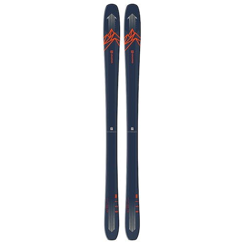 SALOMON - QST 85 SKI - 169 - Blue Orange