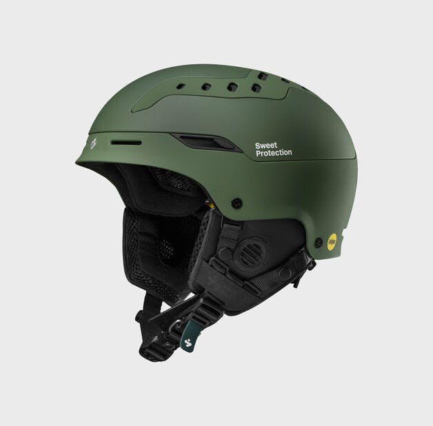 Sweet Protection Switcher MIPS Helmet Large XL Olive Drab