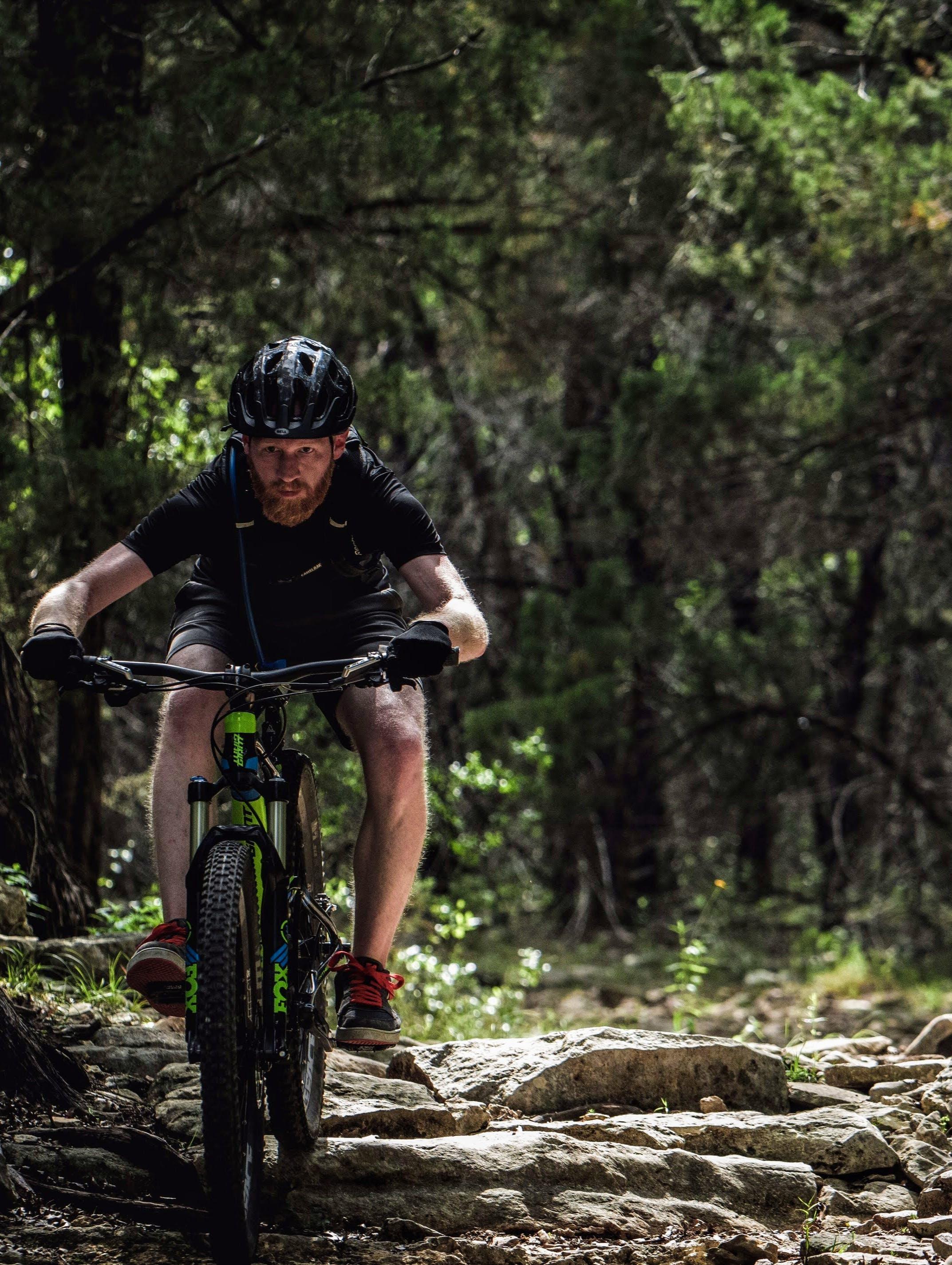 Cycling Expert Allen Stone