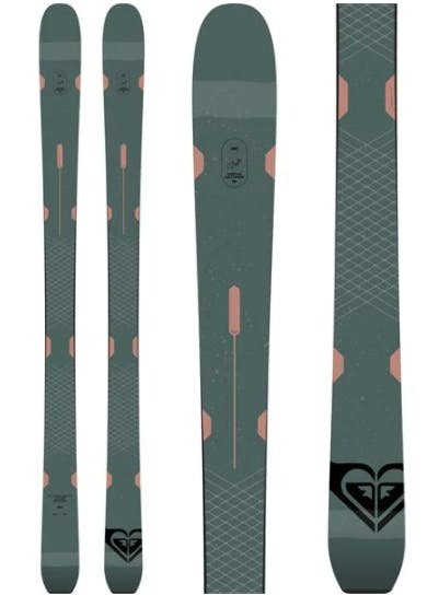 Roxy Dreamcatcher 85 Skis + E M10 Gw Bindings · 2021
