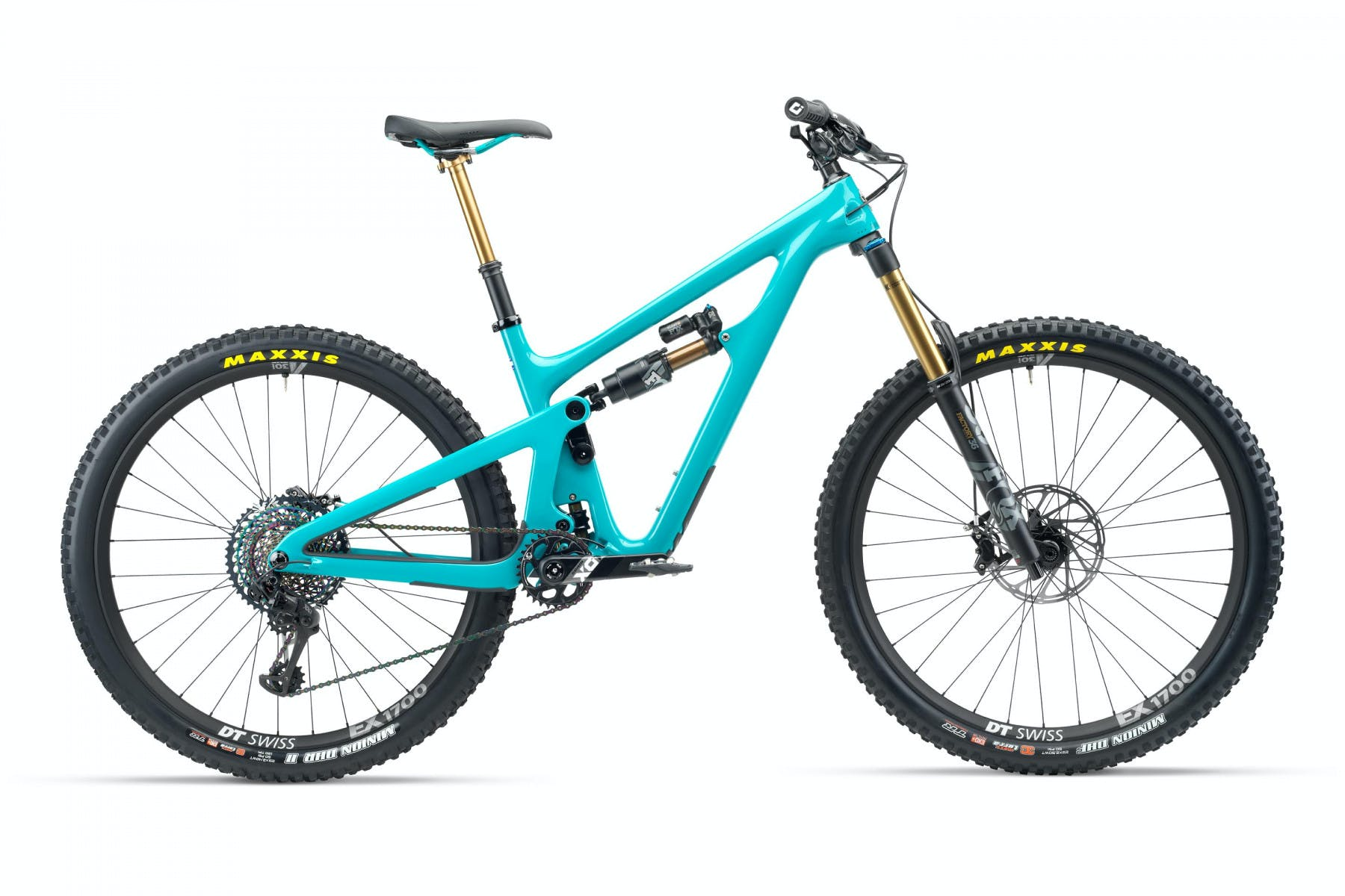 Yeti SB150 Turq T2 Mountain Bike