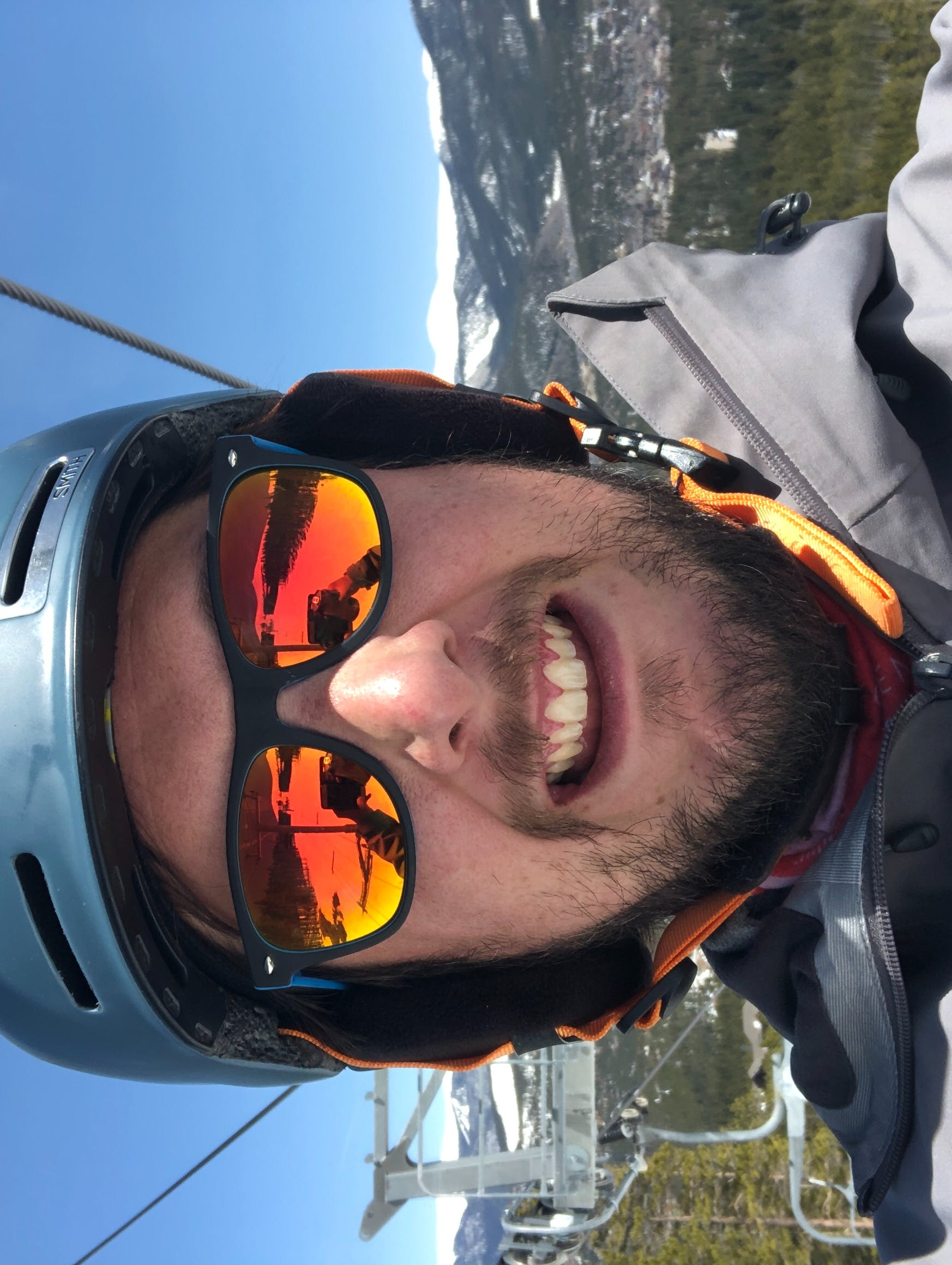 Winter Sports Expert Patrick Graham