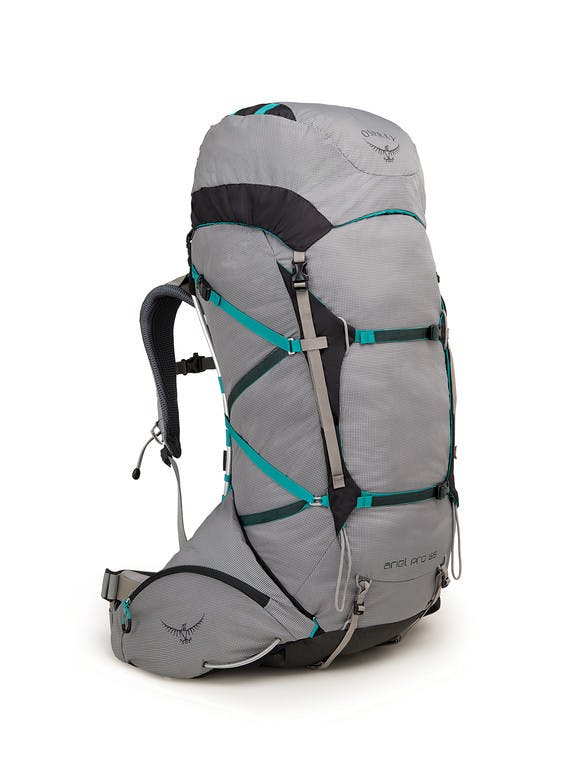 OSPREY - ARIEL PRO 65 WMNS PACK - SMALL - Voyager Grey