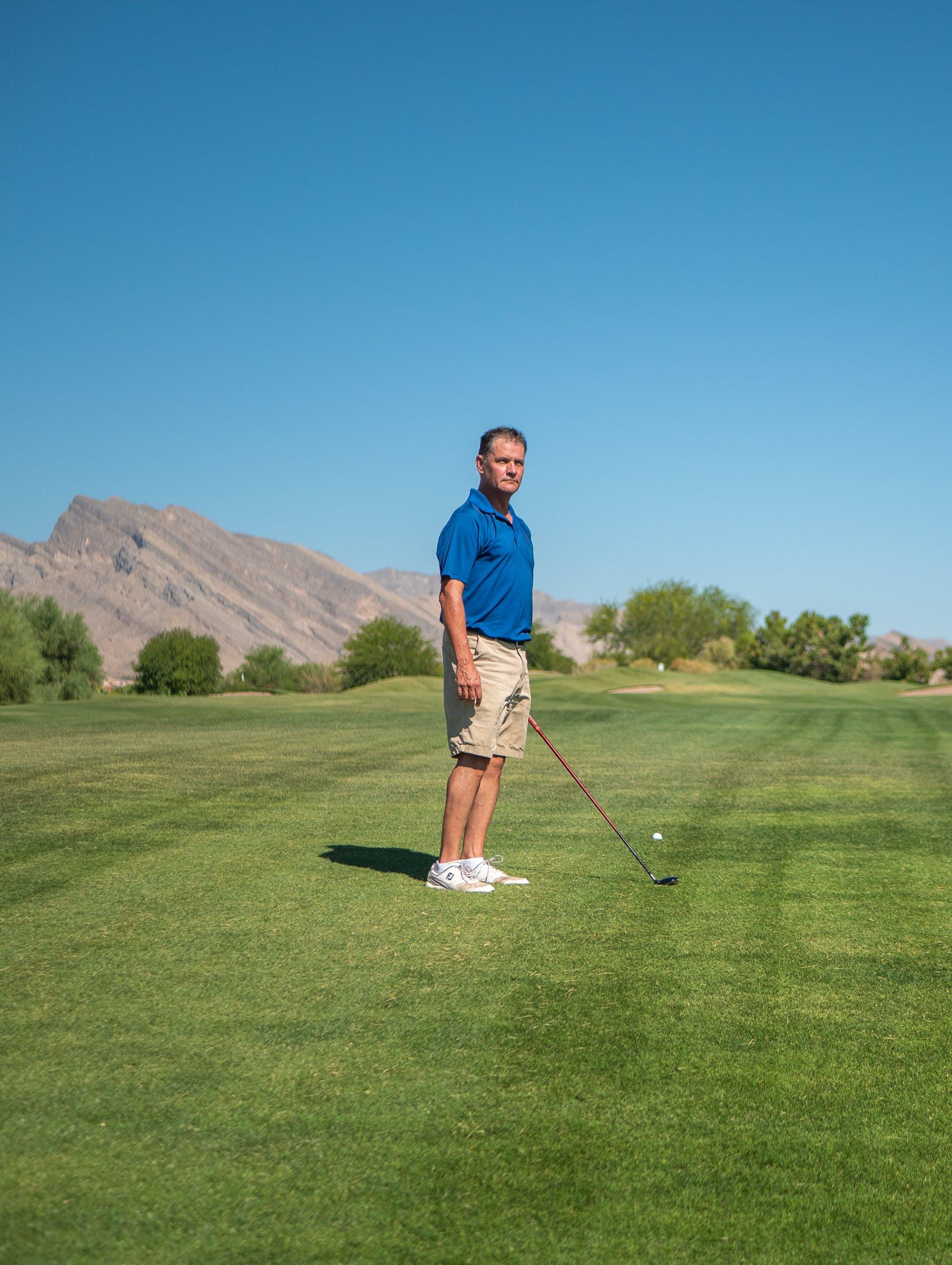 Golf Expert David Espin