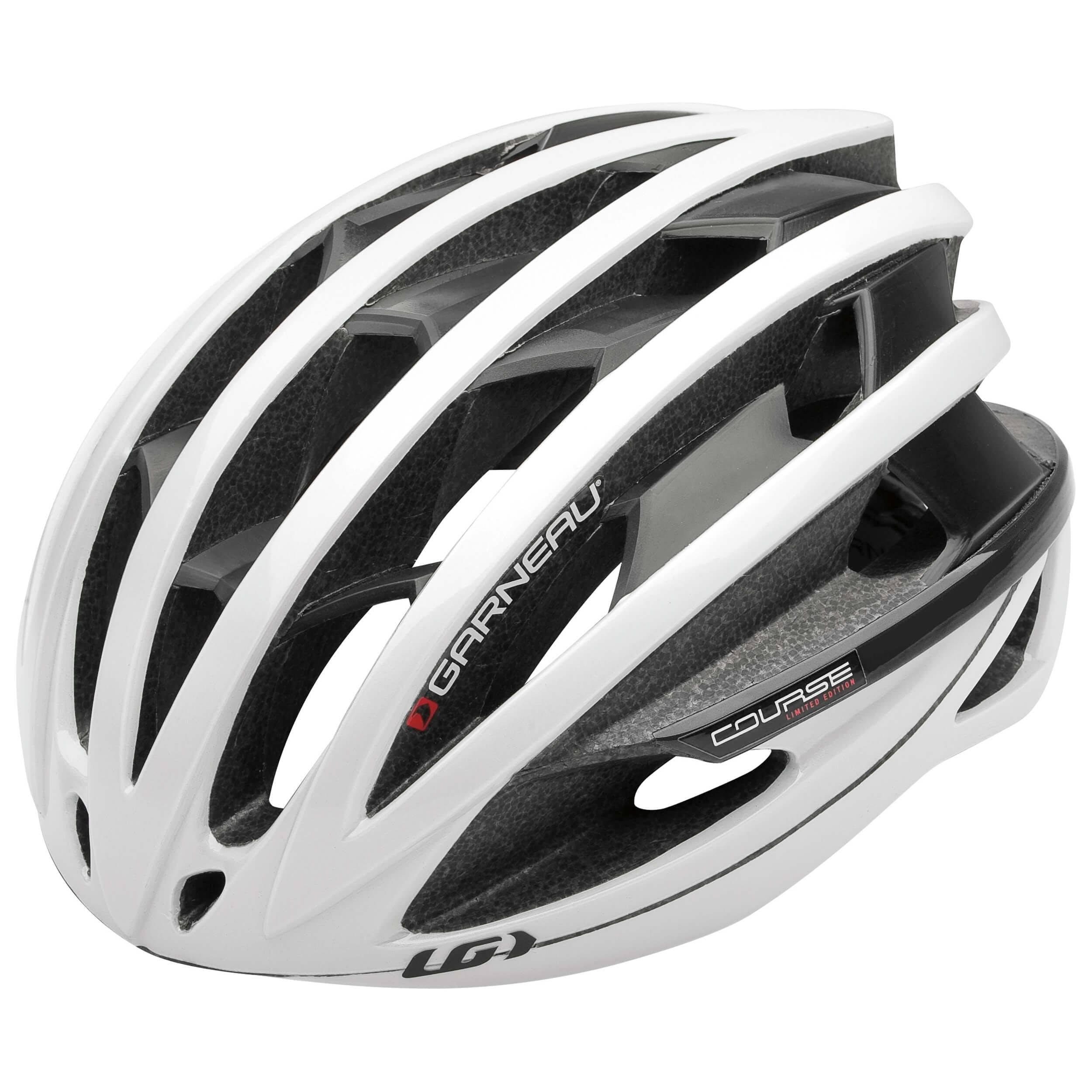 Louis Garneau - Course Helmet - White - M