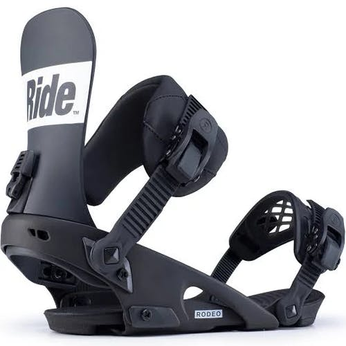 Ride Rodeo - Snowboard Bindings - Black/M