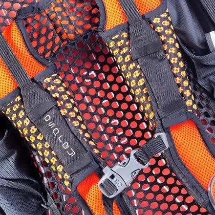Osprey Exos 48 Blaze Black