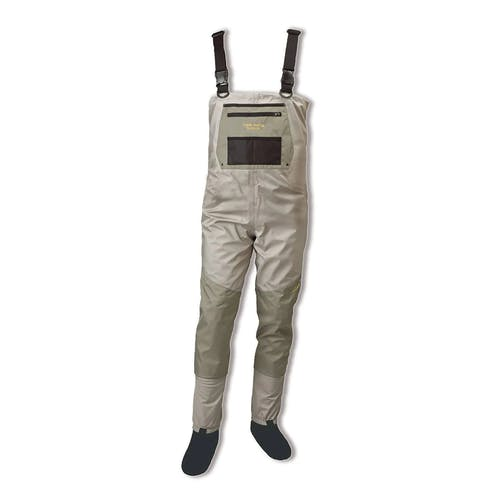 Caddis Men S Deluxe Breathable Stockingfoot Waders - Medium