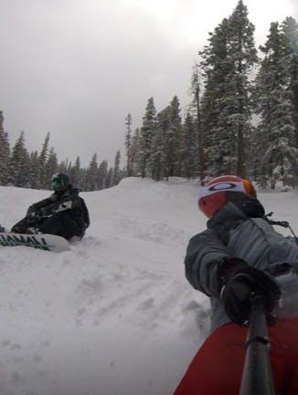 Snowboard Expert Brent Roberts