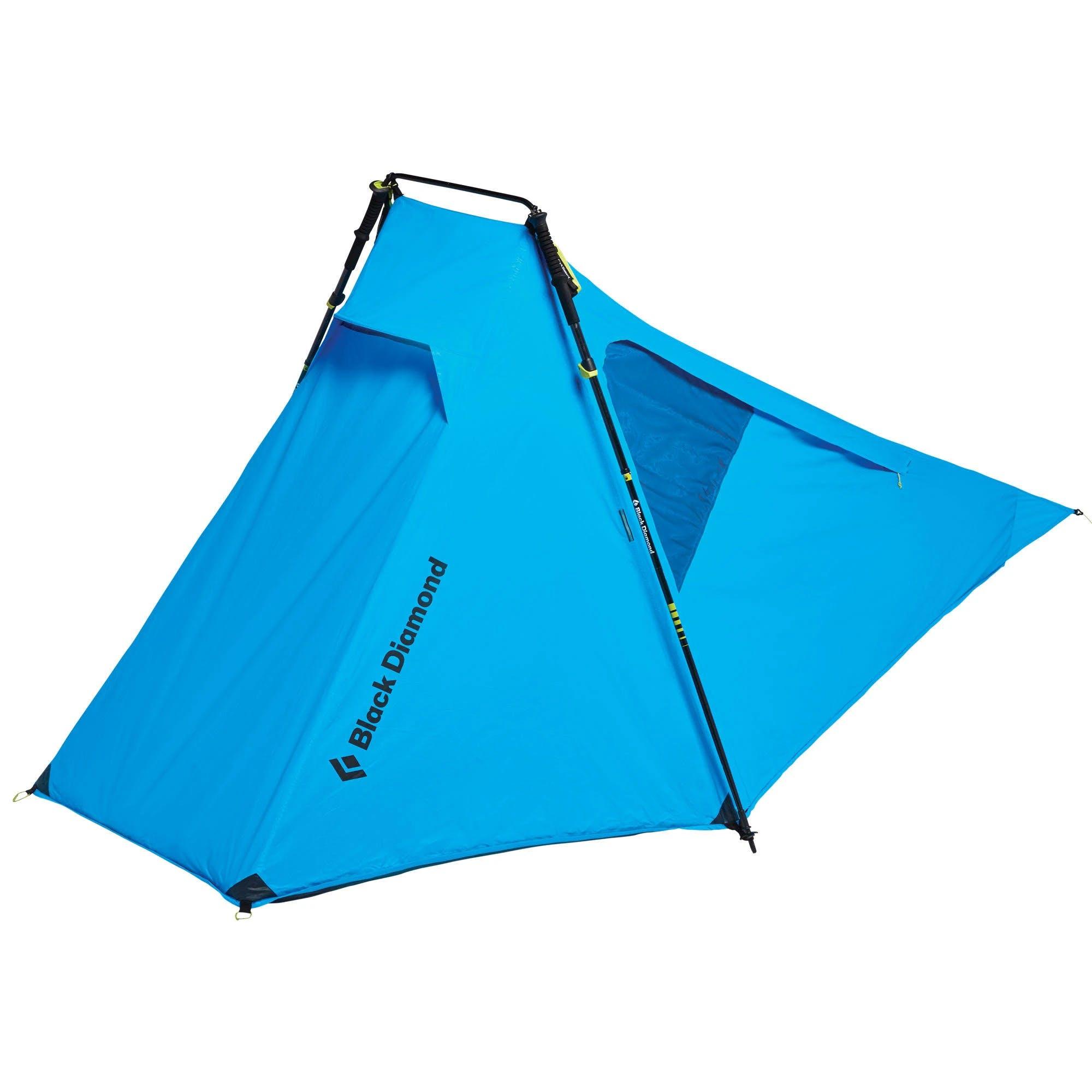 Black Diamond Distance Tent Distance Blue with Z Poles