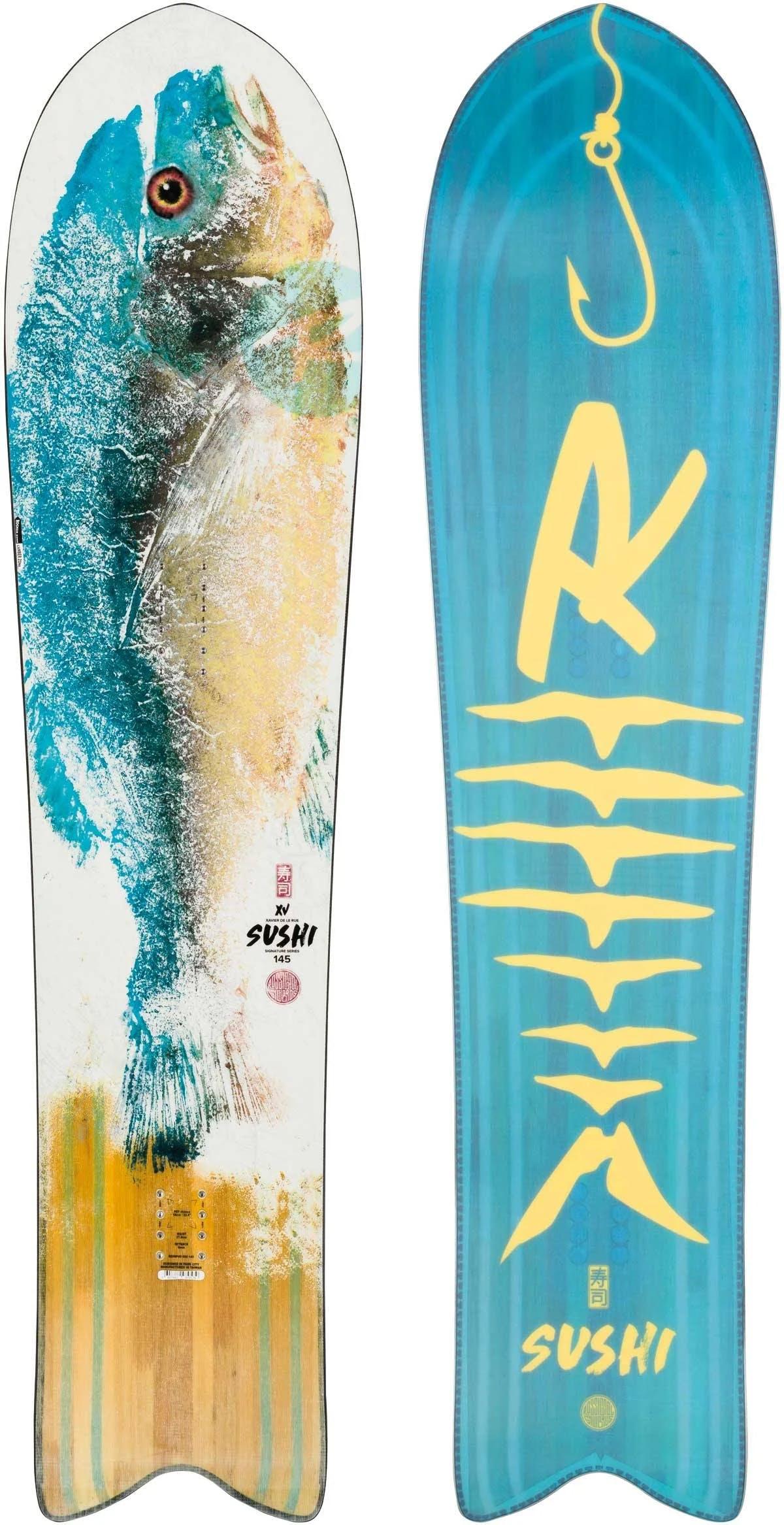 Rossignol XV Sushi LF Snowboard