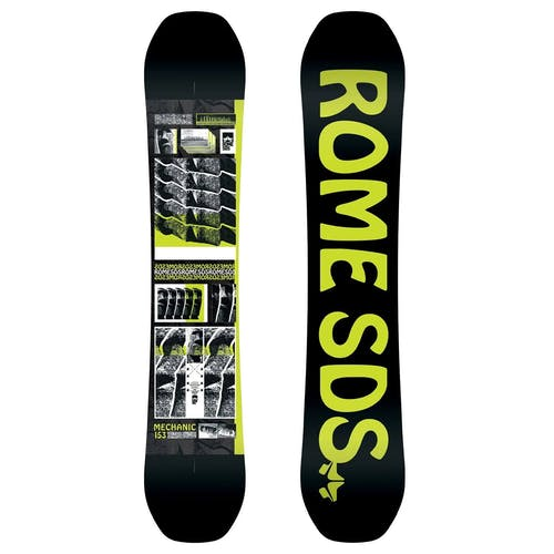 Rome Mechanic Snowboard · 2020